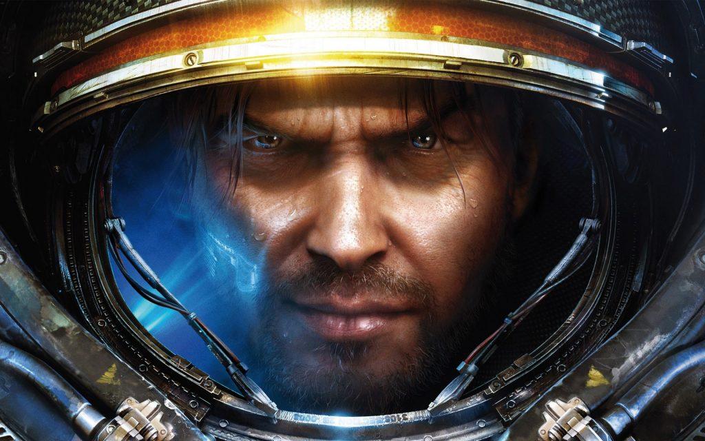 Игра StarCraft 2