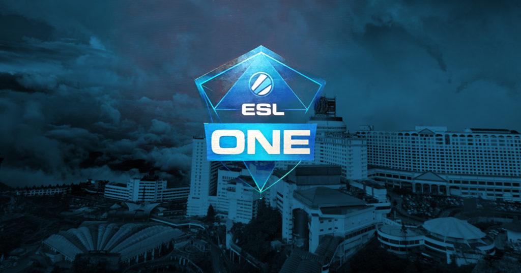 ESL One genting 2018