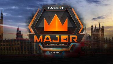 финал Faceit Major London 2018