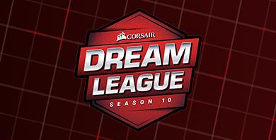 закрытых квалификаций DreamLeague Season 10