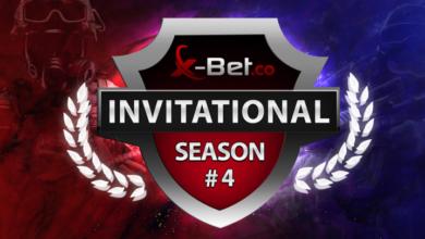 РасписаниеX-Bet.co Invitational 4