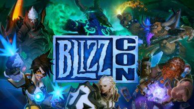 РасписаниеBlizzCon 2018