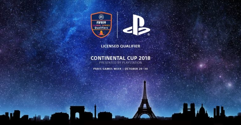 Континентального кубка по FIFA 19