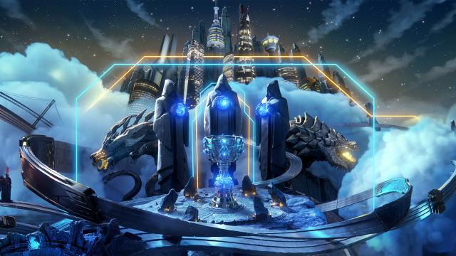 РасписаниеWorld Championship 2018 по League of Legends