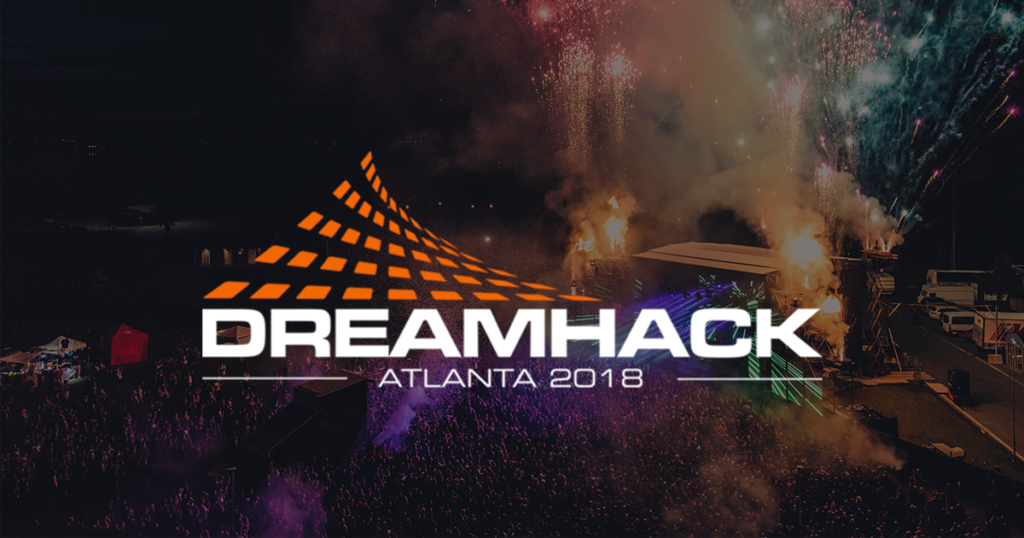 DreamHack Open Atlanta 2018 БУДУЩИЙ