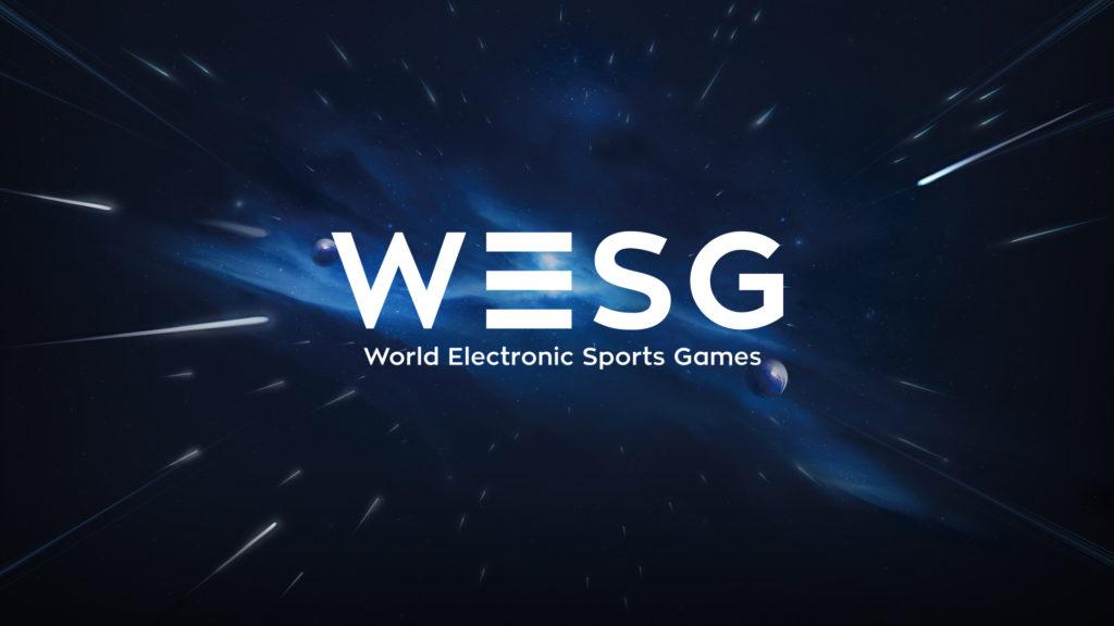 WESG 2018.