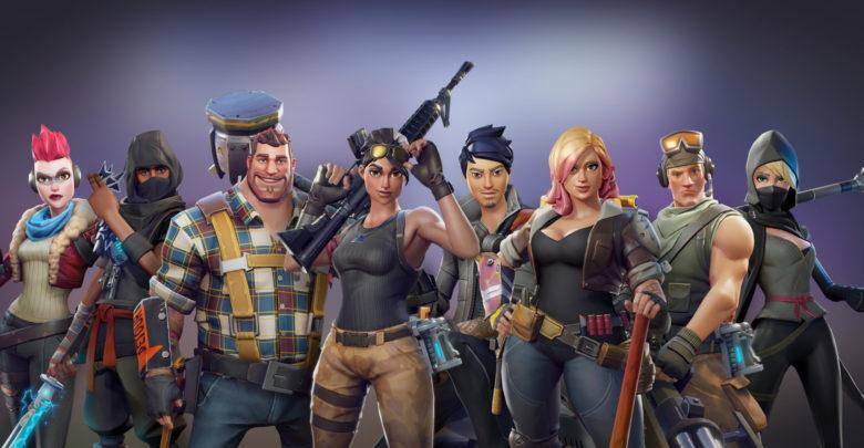 В Fortnite зарегистрировались 200 млн игроков