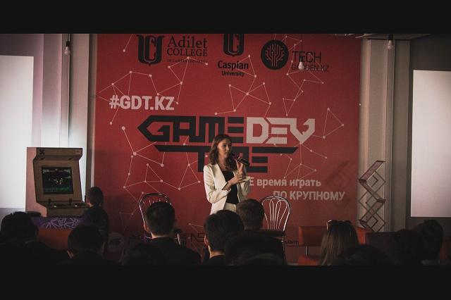 игровая индустрия в казахстане