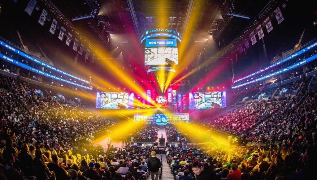 ESL объявила что в конце сентября проведет турнир в Нью-Йорке