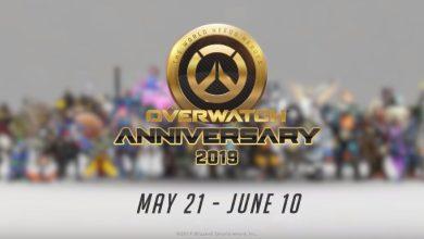 Бесплатная неделя в Overwatch и ивент «Годовщина Overwatch»