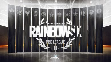 Team Empire чемпионы R6 Siege Pro League Season 9