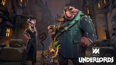 МакВикер предположил что в Dota Underlords могут появиться 13 новых героев