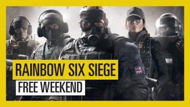 Бесплатные выходные в Rainbow Six Siege
