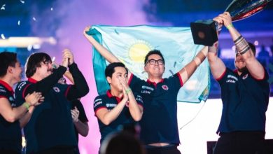Чемпионат по киберспорту пройдет в Нур-Султане