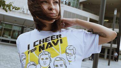 Photo of Памятную футболку с последним составом Zeus можно купить в магазине NaVi, на ней есть комментарии фанатов