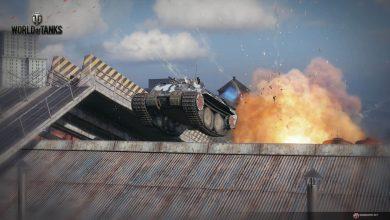 Photo of «Большие гонки» в World of Tanks