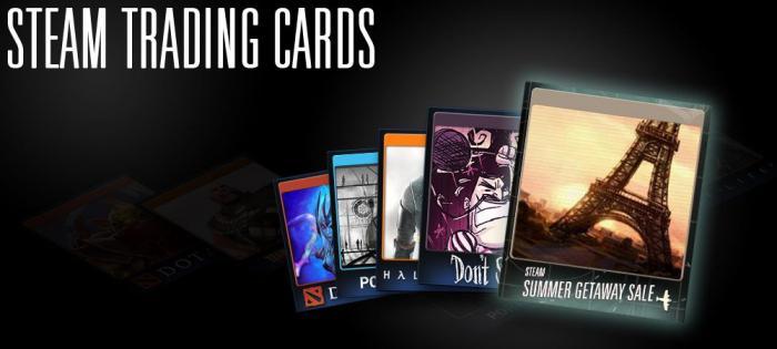 Как получать значки, карточки и опыт в Steam?