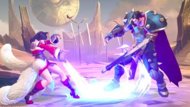 Riot выпустит файтинг по League of Legends