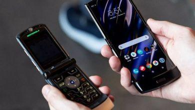 Photo of Легендарная «раскладушка» Motorola RAZR V3 возвращается. И она дешевле Galaxy Fold.