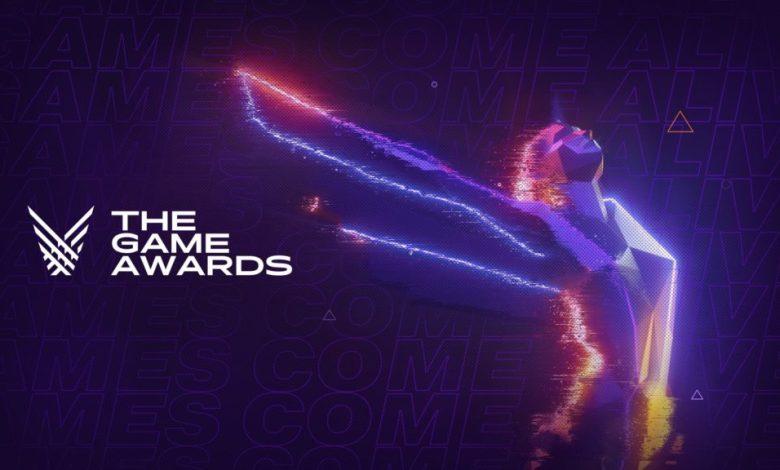 церемония награждения the game awards