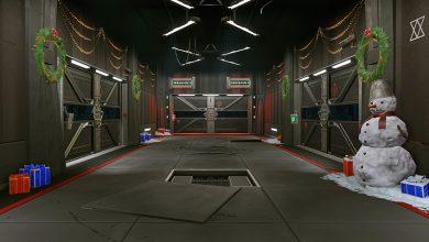 Photo of Новогодний полигон в Warface. В игре появились гирлянды и снеговики.