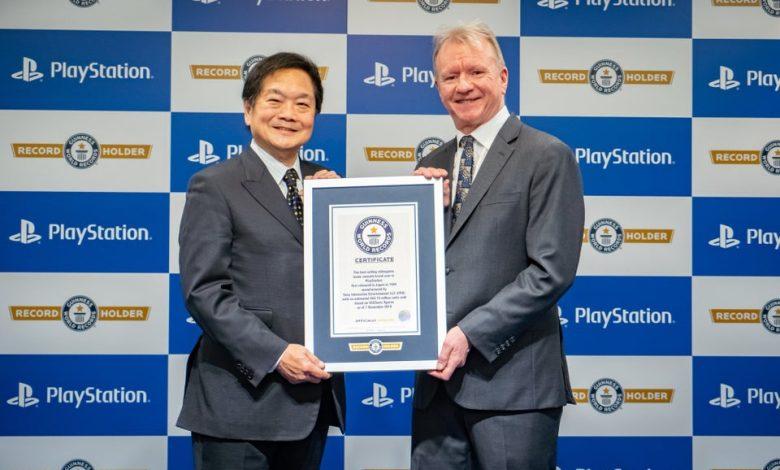 PlayStation попала в книгу рекордов Гиннеса: на 7 ноября было продано 450 миллионов консолей
