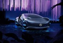 Photo of Mercedes-Benz показали автомобиль Avatar