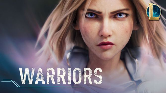 Riot Games показали кинематографический трейлер нового сезона League of Legends