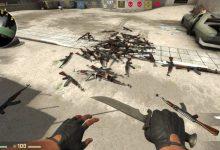 Photo of Консольные команды на оружие в CS:GO