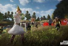 Photo of Ивент «Королевская фэнтези-битва» в PUBG